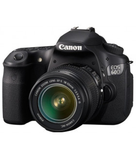 Canon EOS 60D Kit 18-55mm f/3.5-5.6