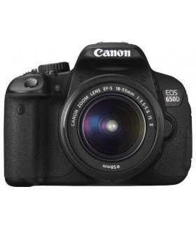 Canon EOS 650D Kit 18-55mm f/3.5-5.6