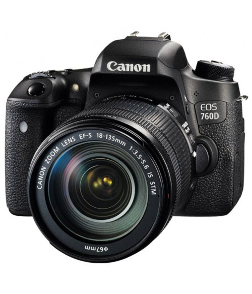Canon EOS 760D Kit 18-55mm f/3.5-5.6 IS STM