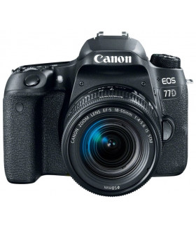 Canon EOS 77D Kit 18-55mm f/3.5-5.6 IS STM