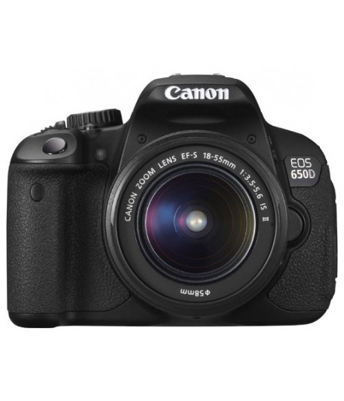 Canon EOS 650D Kit 18-55mm f/3.5-5.6 IS STM