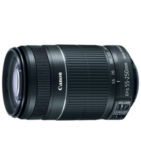 Canon EF-S 55-250mm f/4.0-5.6 IS USM